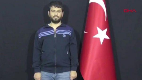 La Turquie capture en Syrie un suspect dans un attentat en 2013