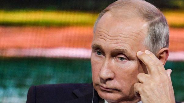 بوتين: على روسيا تنويع العملات في تجارتها الدولية