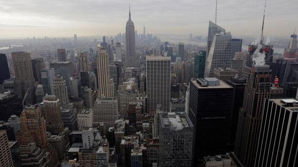 مسح: نيويورك تتخطى لندن كأكثر مركز مالي جذاب في العالم
