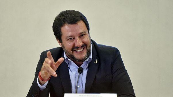 Salvini a Mattarella, ho rispetto legge