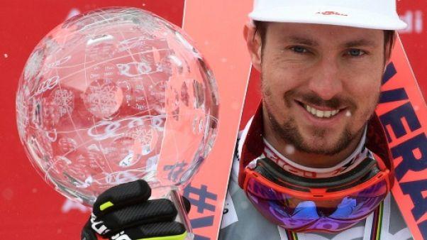 Ski alpin: Marcel Hirscher reprend l'entraînement