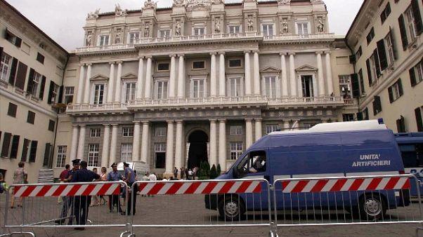 Ingiusto arresto G8, condanna C. Conti