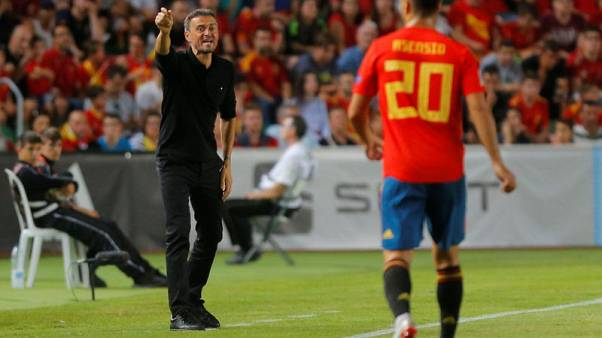 Real Madrid influence shines through Luis Enrique's resurgent Spain