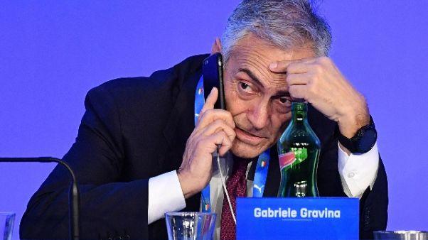 Gravina: Sulla Serie B sono con Frattini