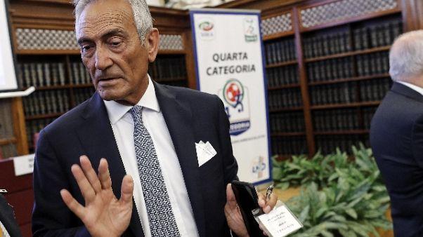 Gravina, Serie B a 22 squadre da 2019