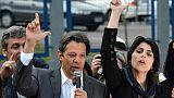Brésil: Les défis de Haddad, le candidat de Lula à la présidentielle