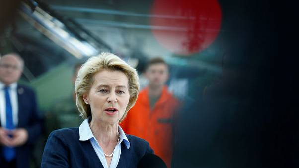 Germany - We must do all we can to prevent chemical attack in Syria