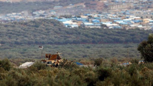 حصري-مصادر بالمعارضة: تركيا تكثف شحن السلاح للمعارضة السورية