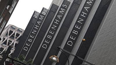 Debenhams shares gain after Sports Direct director's comments on House of Fraser combination