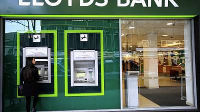 Lloyds Banking Group to close 15 branches - spokeswoman