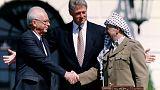 Twenty-five years on, Oslo Accords peace hopes a fading memory