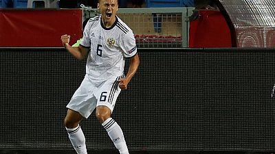 Spanish anti-doping agency investigates Russia winger Cheryshev