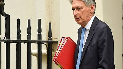 Brexit uncertainty is hurting UK economy - Hammond