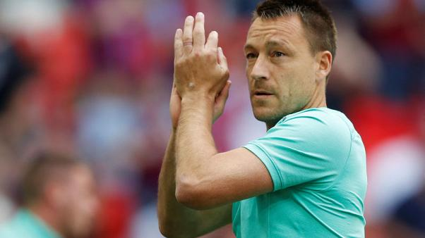 Former England captain Terry turns down Spartak Moscow move
