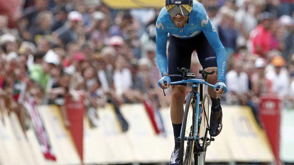 بالبيردي يقلص تقدم ييتس مع اشتعال الصراع على لقب سباق إسبانيا للدراجات