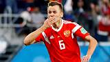 إسبانيا تحقق في احتمال حصول الجناح الروسي تشيرشيف على منشطات