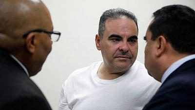 Former El Salvador president sentenced to 10 years in prison