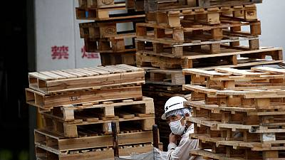 Japan manufacturers' mood slips amid global trade tensions - Reuters Tankan