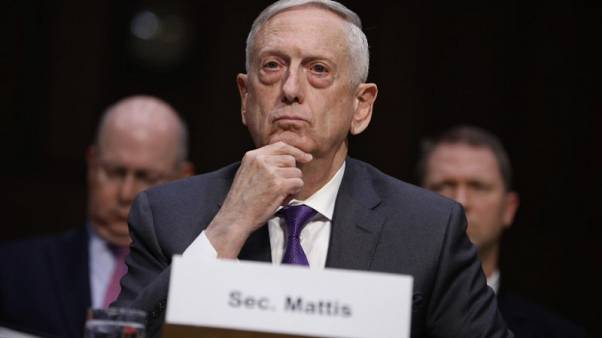U.S. defence chief to visit Macedonia, concerned about Russian 'mischief'