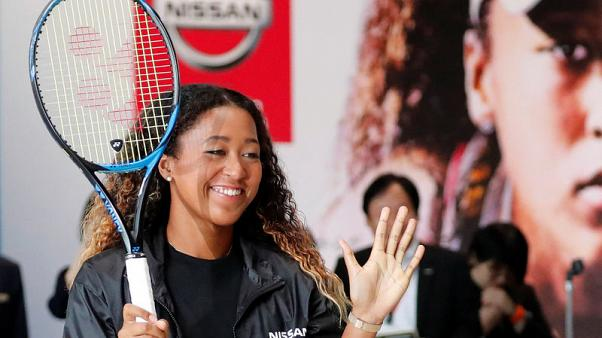 Game, set, match: Nissan signs rising tennis star Osaka as brand ambassador