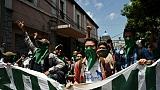Guatemala: le président Morales en butte à la colère populaire