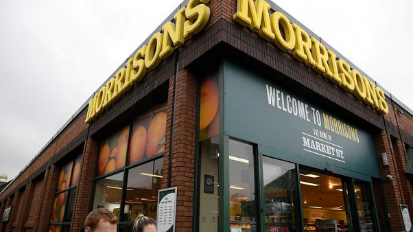 Morrisons beats forecasts with 9 percent rise in first half profit