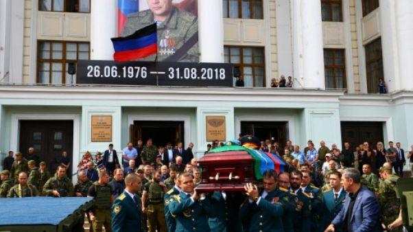Ukraine: Washington et l'UE condamnent des élections factices dans l'Est pro-russe