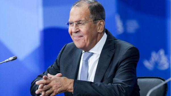 لافروف: موسكو مستعدة لاتخاذ خطوات لتحسين العلاقات مع أمريكا
