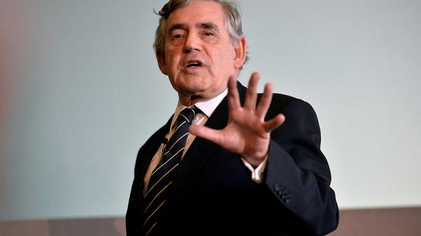 World is sleepwalking towards another financial crisis, former PM Brown warns