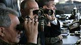 Vostok-2018: Poutine promet que l'armée russe continuera de se renforcer