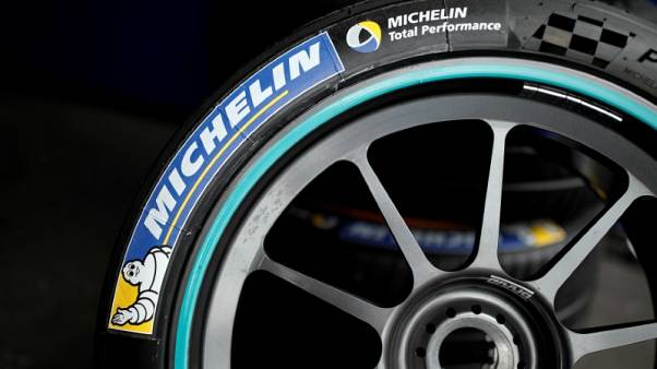 Tyre maker Michelin confirms 2018 guidance despite China slowdown