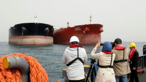 Pétrole: les solutions de l'Iran face aux sanctions américaines