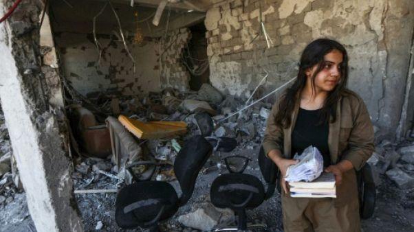 Depuis l'Irak, les rebelles kurdes iraniens resserrent les rangs après un raid sanglant
