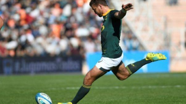 Rugby Championship: le Sud-Africain Pollard à l'ouverture contre les Blacks