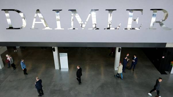 Daimler buys 20 percent stake in VW's Heycar used-car platform