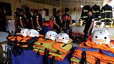 Philippines starts evacuations along coast as super typhoon nears