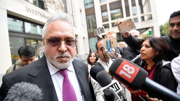 India opposition leader seeks finance minister's resignation over Mallya case