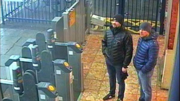 Affaire Skripal : les hommes accusés par Londres disent avoir été à Salisbury en touristes