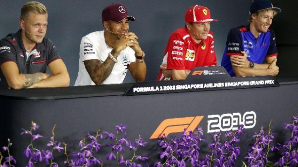 'Aiutare Vettel?Posso guidare sola auto'