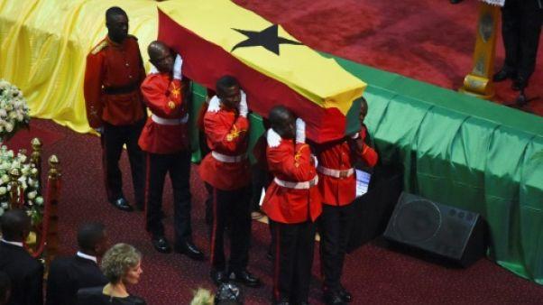 """Derniers hommages à Kofi Annan: un homme d'un """"optimisme tenace"""""""