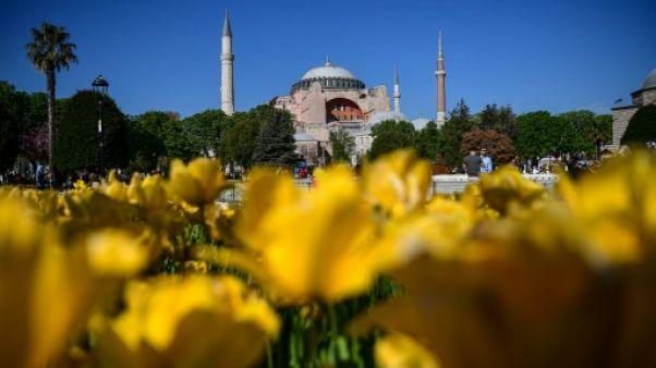 Turquie: la justice rejette une demande de prières musulmanes à Sainte-Sophie