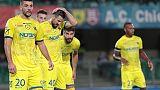 Serie A: classifica dopo il -5 al Chievo