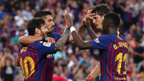Barca, Real's perfect records at risk in difficult Basque trips