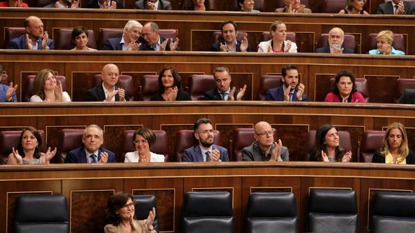 Spanish parliament votes to exhume remains of dictator Franco