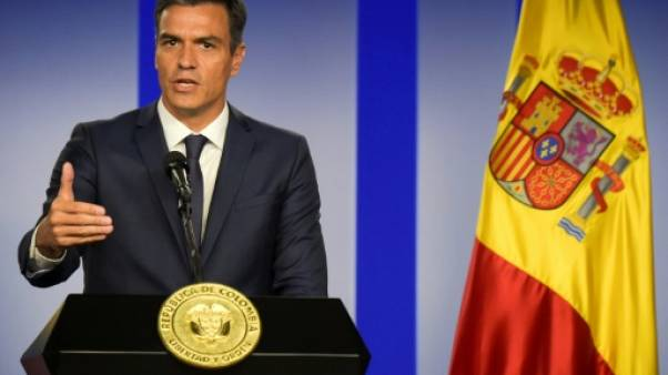 Espagne : Sanchez contre-attaque après des accusations de plagiat