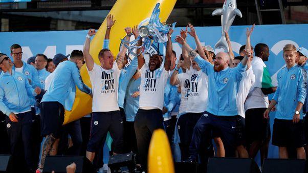 Man City break 500 million pounds revenue barrier