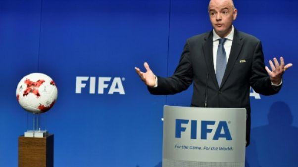 La Fifa veut limiter les prêts de joueurs et réformer les transferts