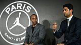 "Le Paris SG signe un partenariat ""exclusif"" avec la marque Jordan"