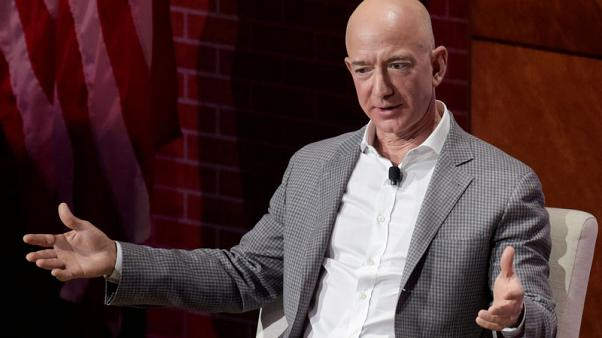 Amazon CEO Jeff Bezos launches a $2 billion philanthropic fund