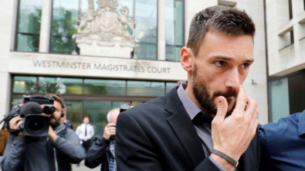 Angleterre: mauvaise passe pour Hugo Lloris